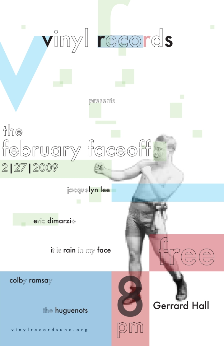 February Faceoff Tonight! 8pm Gerrard Hall!